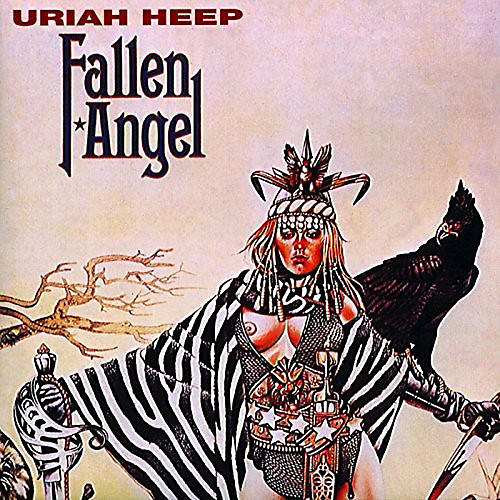Alliance Uriah Heep - Fallen Angel