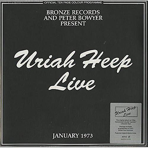 Alliance Uriah Heep - Live 1973