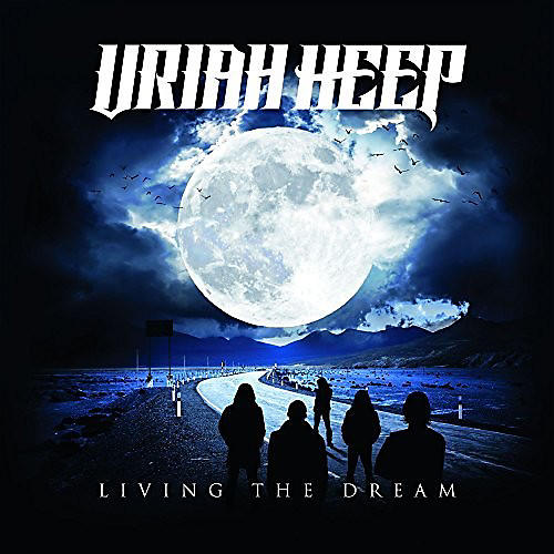 Alliance Uriah Heep - Living the Dream