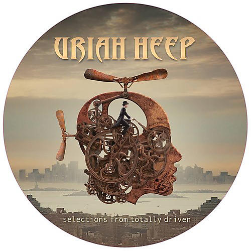 Alliance Uriah Heep - Selections From Totally Driven (Picture Disc)