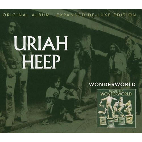 Alliance Uriah Heep - Wonderworld