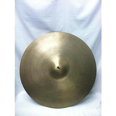 Used 1998 Zildigan 20in Avedis Cymbal
