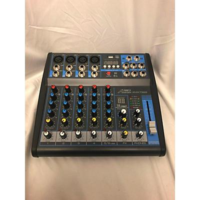 Used 2000's Audio Amx7322 Digital Mixer