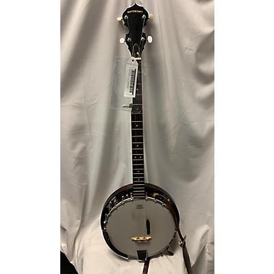 Used 2000s Mastercraft 5 String Red Sunburst Banjo