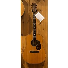 Used 2003 Jean Livarre D-60 Traditional Series Worn Natural Acoustic Guitar