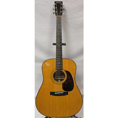 Used 2006 Stonebridge DS32SM Natural Acoustic Guitar Natural