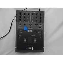 Used 2007 Rane Ttm56 Line Mixer