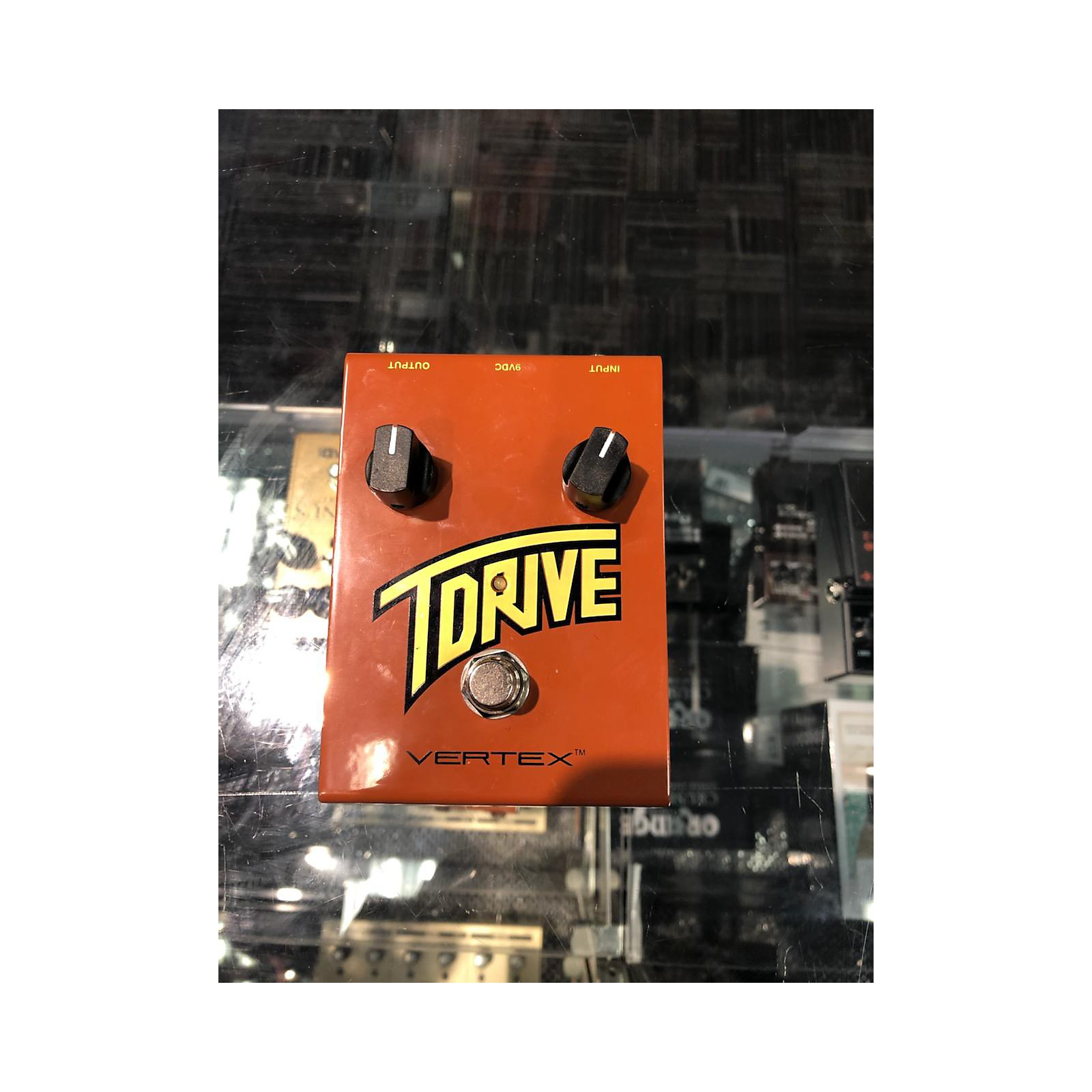 In Store Used Used 2010 VERTEX TDRIVE Effect Pedal
