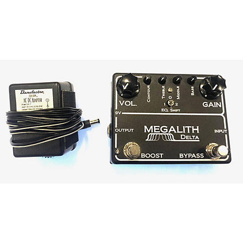 Used 2016 MI EFFECTS MEGALITH DELTA Effect Pedal