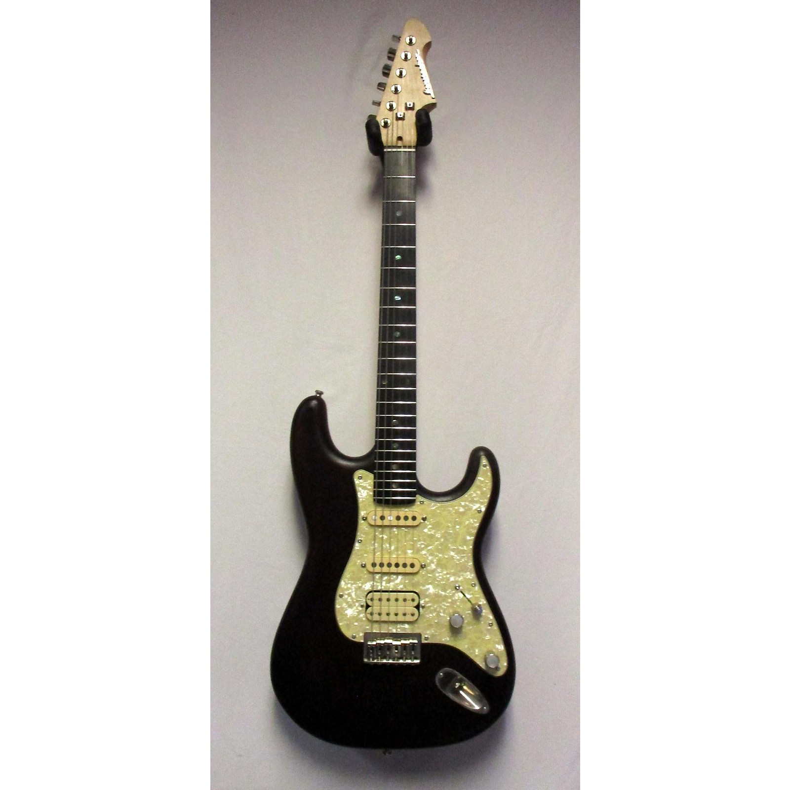In Store Used Used 2017 BERSTECHER DELUXE Natural Solid Body Electric Guitar