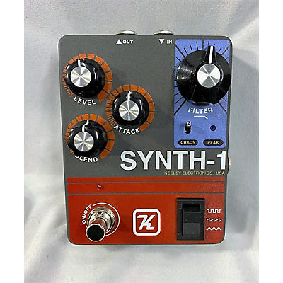 Used 2020 Keely Synth 1 Effect Pedal