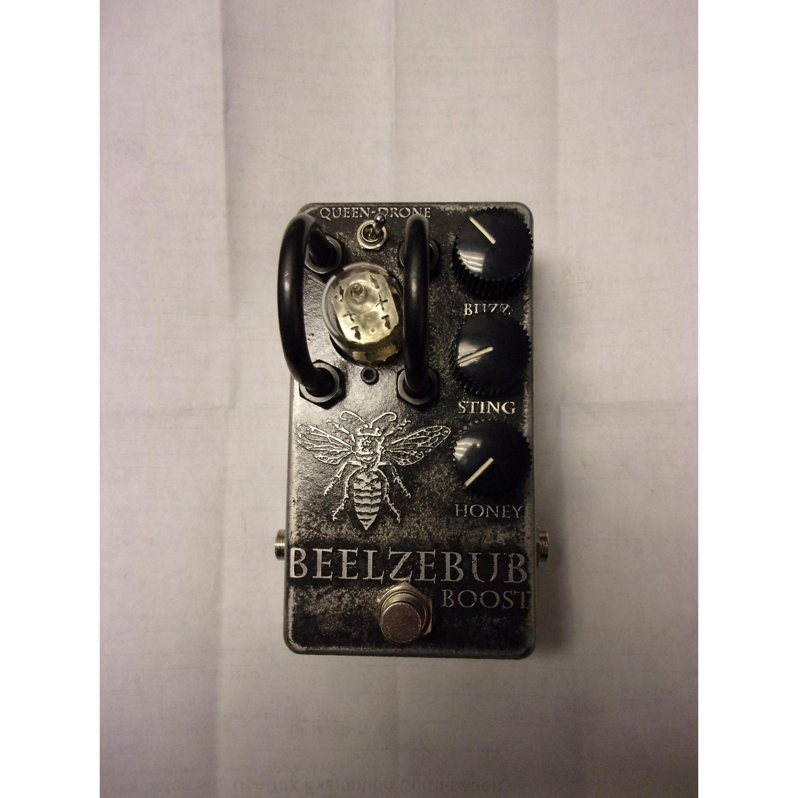 In Store Used Used 2020 Triode Bzb053 Effect Pedal