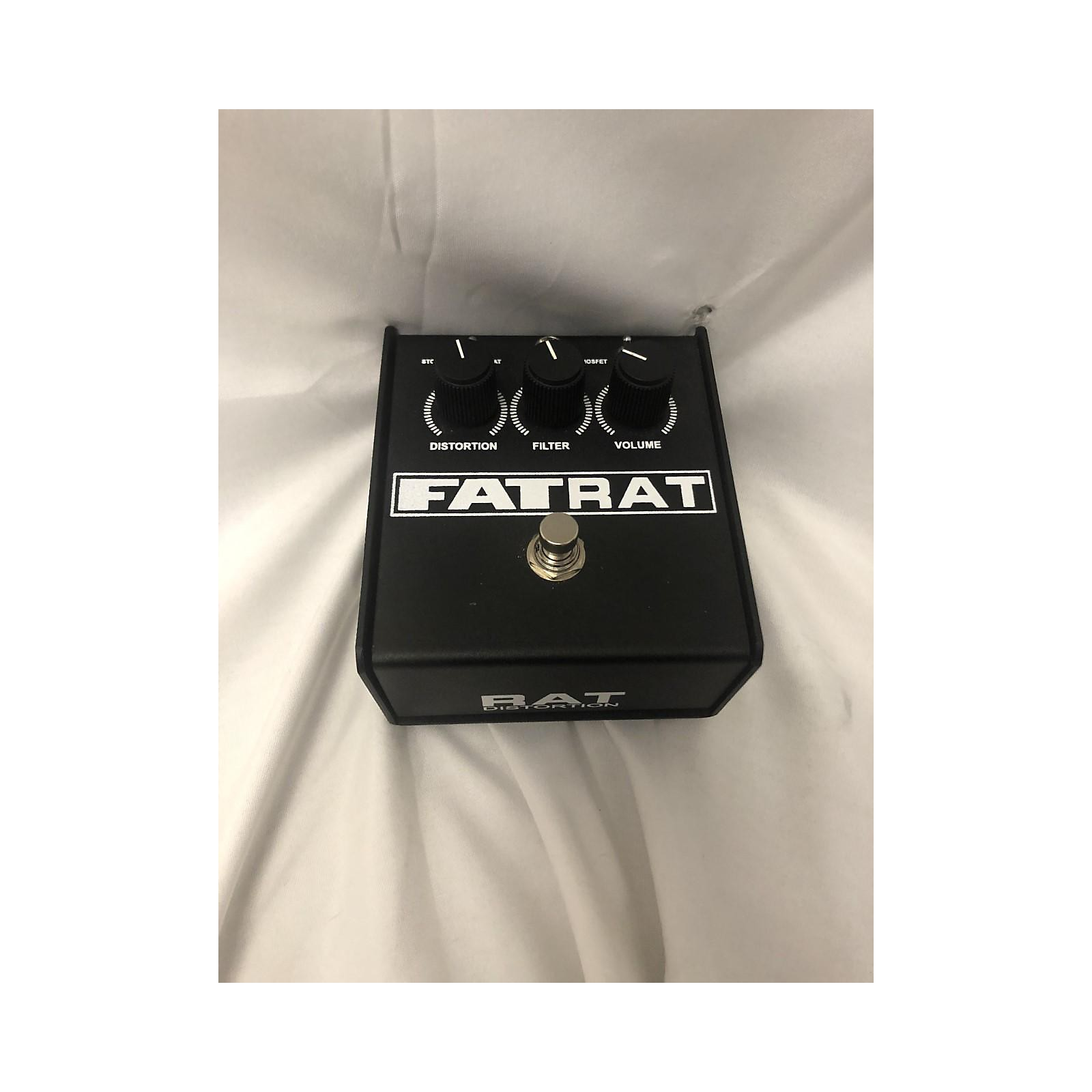 In Store Used Used 2020s Rat Fat Rat Effect Pedal