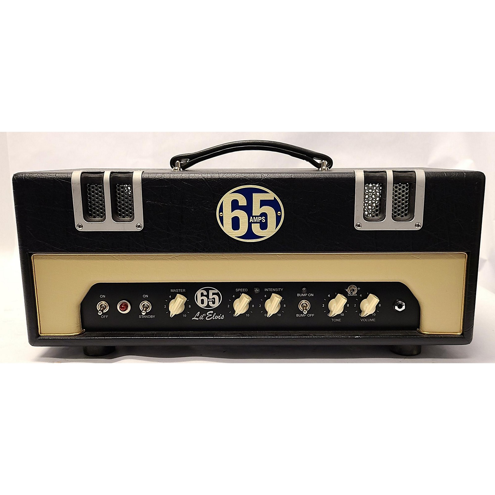 In Store Used Used 65 Amps Lil Elvis Tube Guitar Amp Head