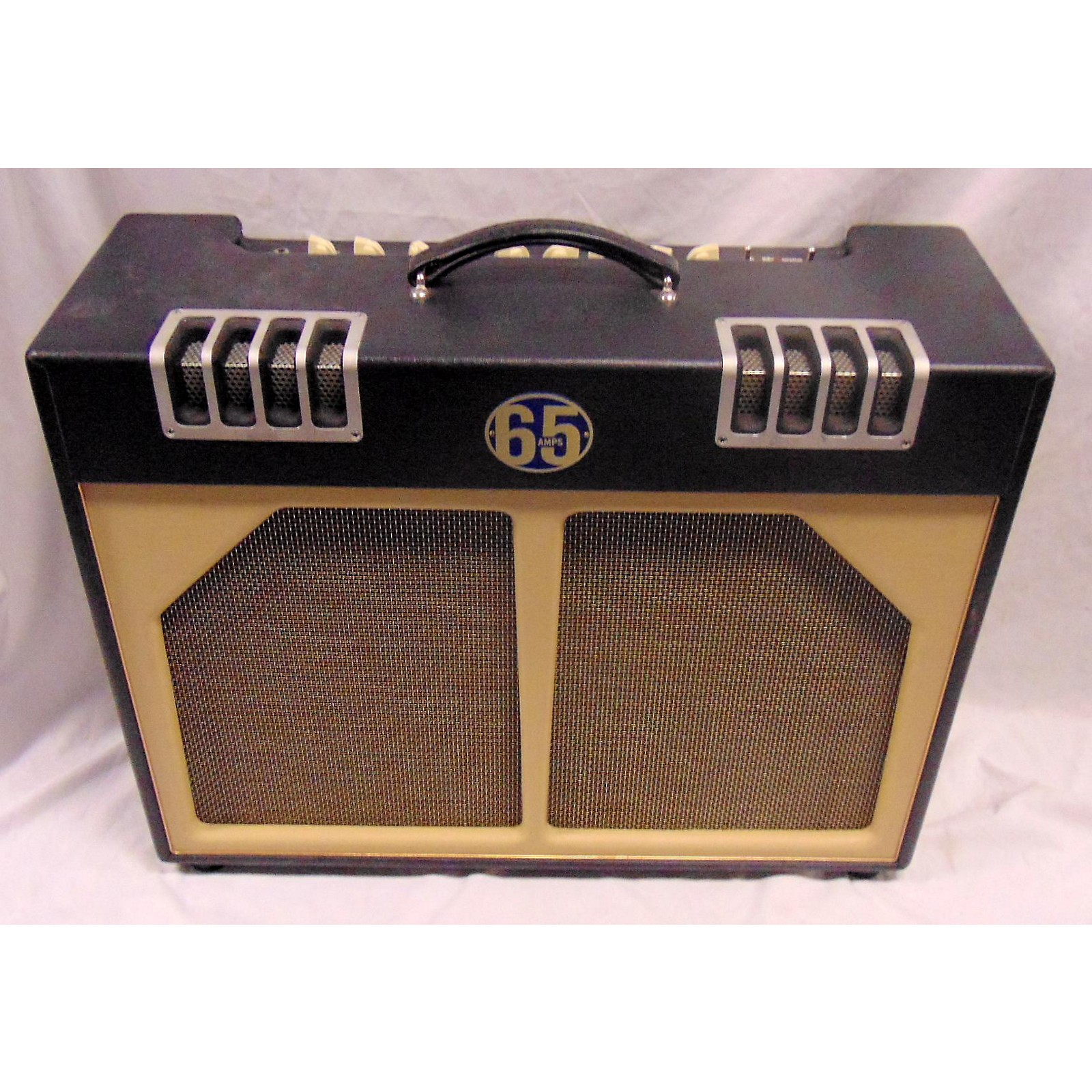 In Store Used Used 65 Amps Marquee 2X12 Guitar Cabinet