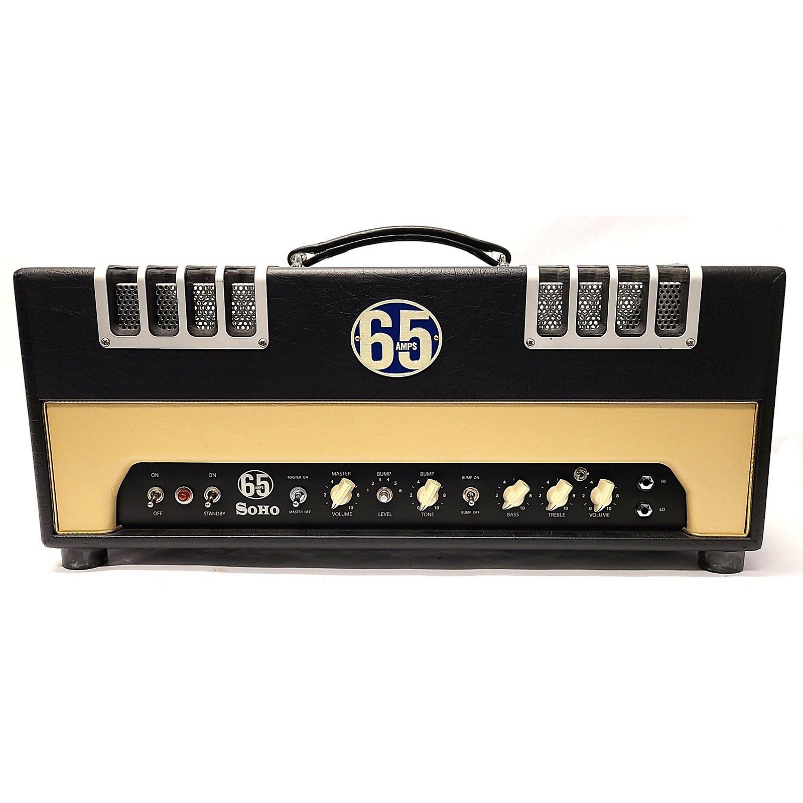 In Store Used Used 65 Amps SOHO Tube Guitar Amp Head