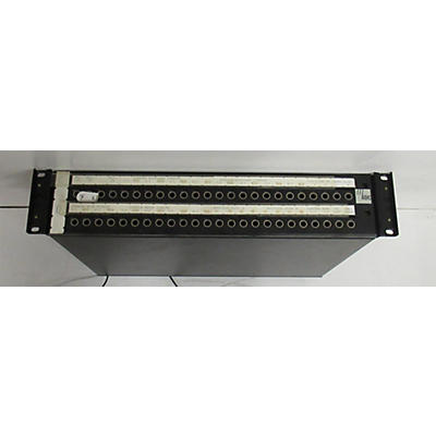 Used ADC TELECOMMUNICATIONS 48 POINT PATCH BAY Patch Bay