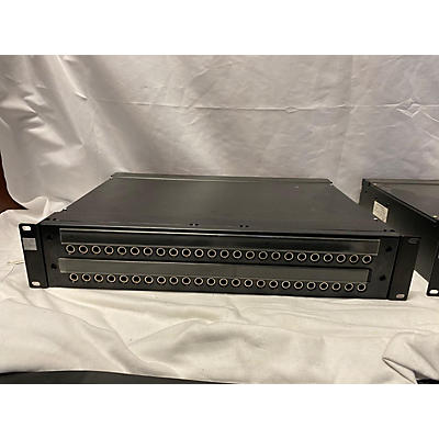 Used ADC Used ADC TELECOMMUNICATIONS 48 POINT PATCH BAY Patch Bay