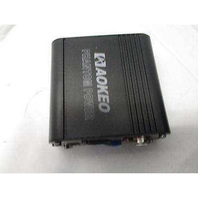 Used AOKEO PHANTOM POWER Signal Processor