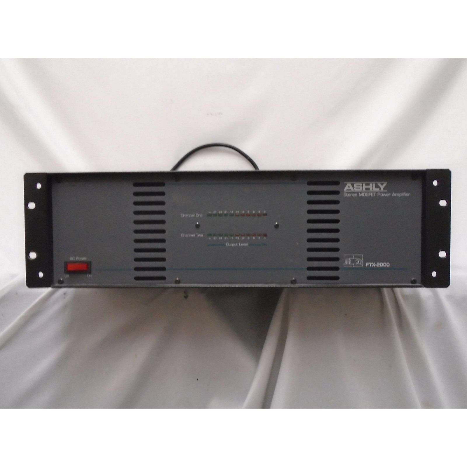 In Store Used Used ASHLEY FTX-2000 Power Amp