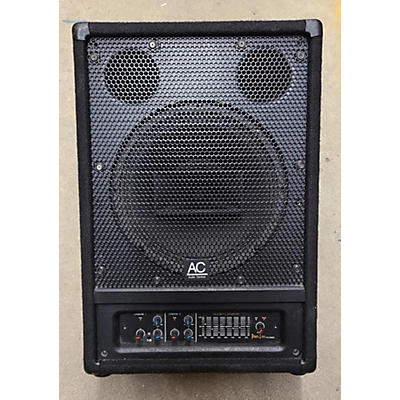 Used AUDIOCENTRON PSR12 Powered Monitor