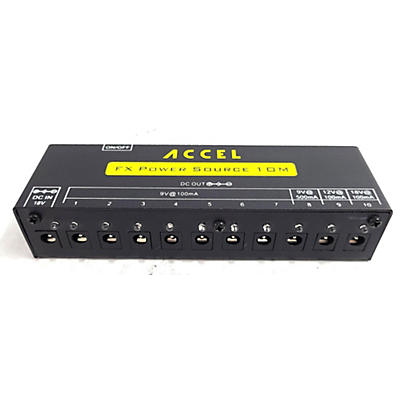 Used Accel Fx Power Source 10m Power Supply