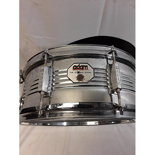 Used Adam 14X6 The Atomic Sound Drum Stainless stainless 212