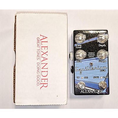 Used Alexander Equilibrium Effect Pedal