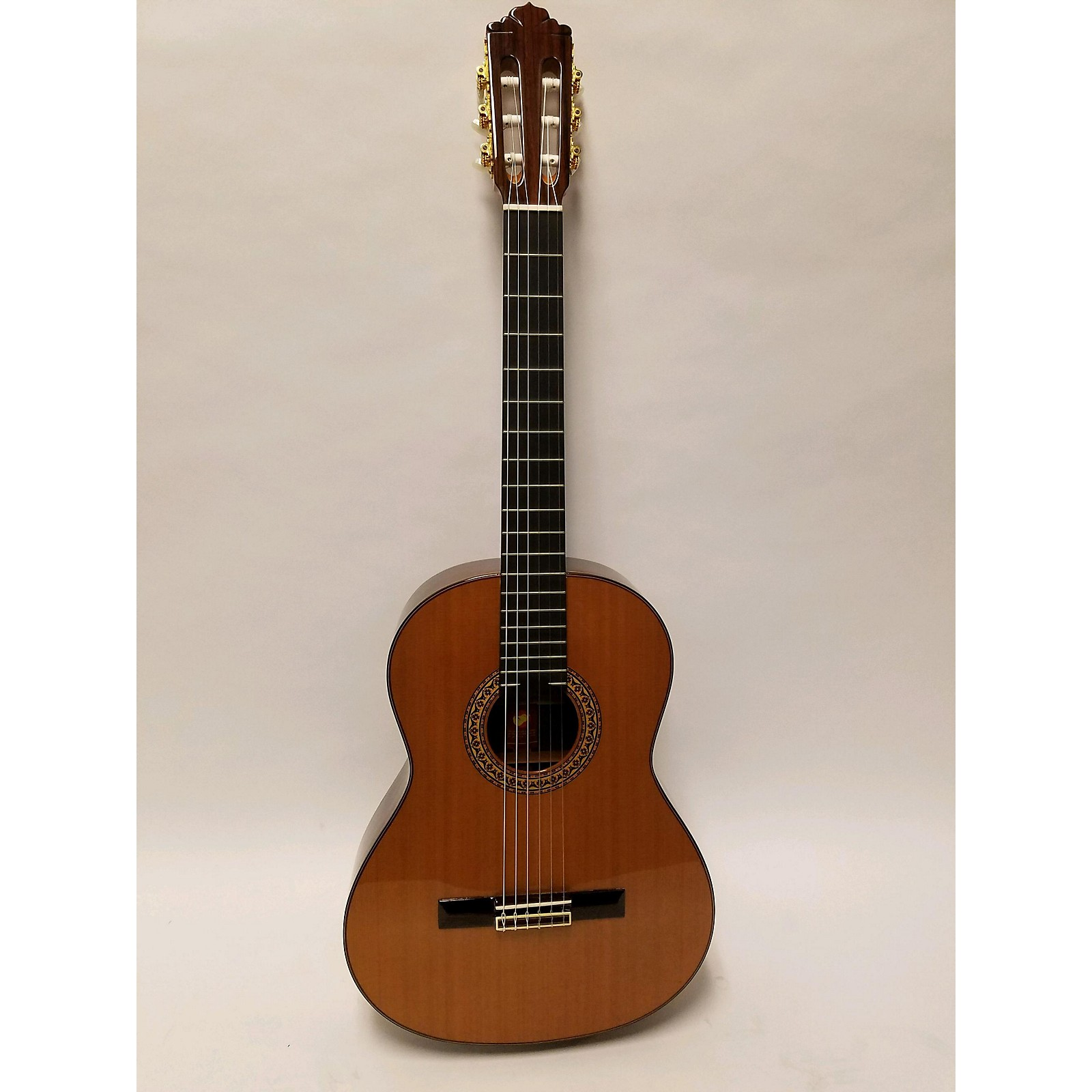 In Store Used Used Almansa 457 Natural Acoustic Guitar