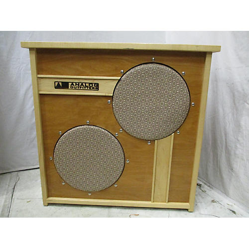 Used Analog Outfitters ORGANic 2x12 Guitar Cabinet