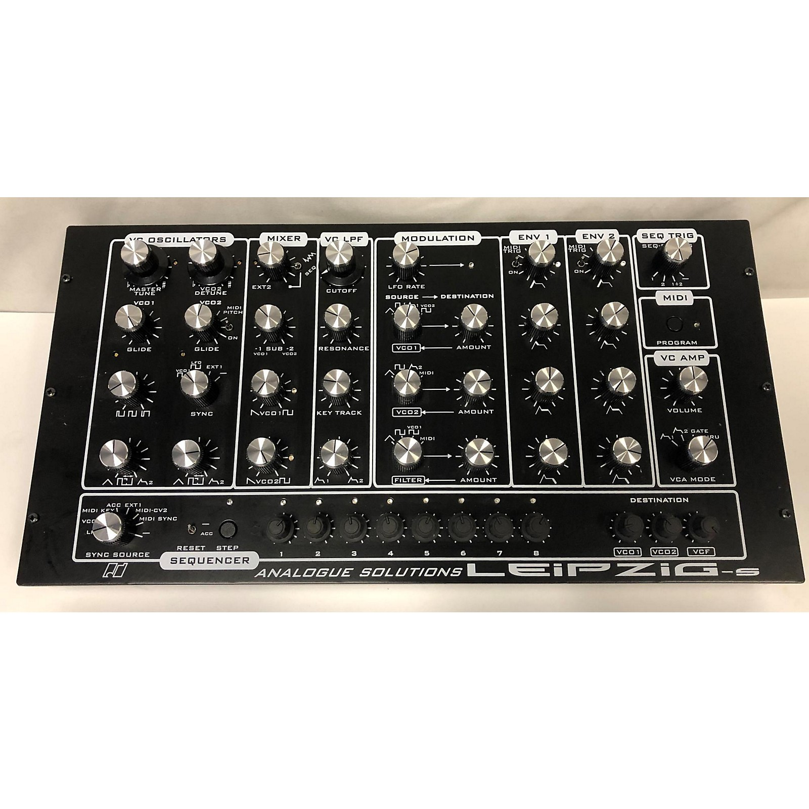 In Store Used Used Analogue Solutions LEiPZiG-s Synthesizer