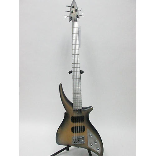 Used Andreas Guitars Shark Bass Shark Grey Electric Bass Guitar Shark Grey