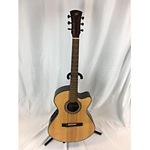 Used Andrew White Cybele112 Natural Acoustic Electric Guitar