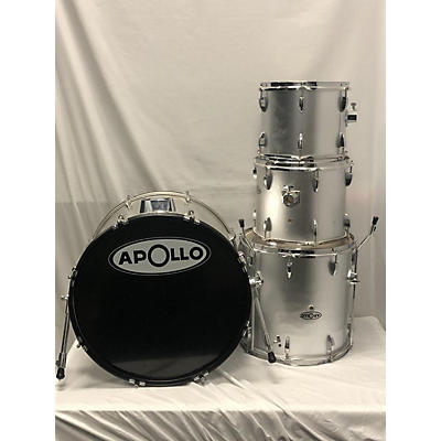 Used Apollo Multiple Drums Drum Silver
