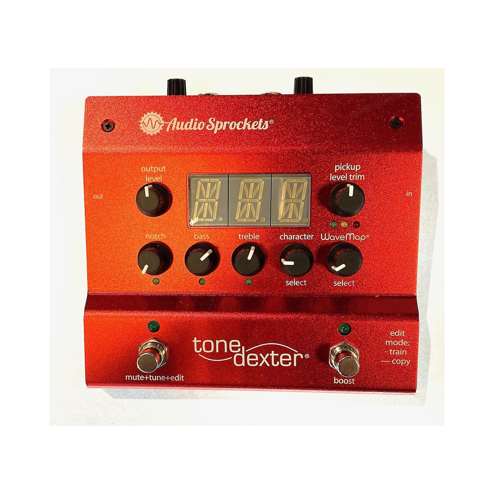 In Store Used Used Audio Sprockets Tone Dexter Guitar Preamp