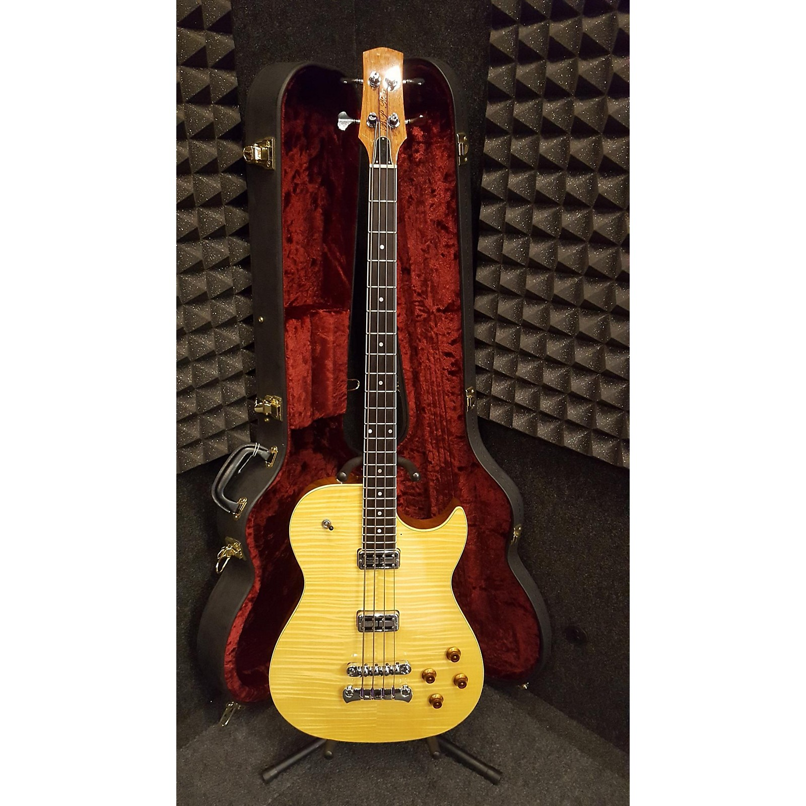 In Store Used Used BP ROSE BTF150 Natural Electric Bass Guitar