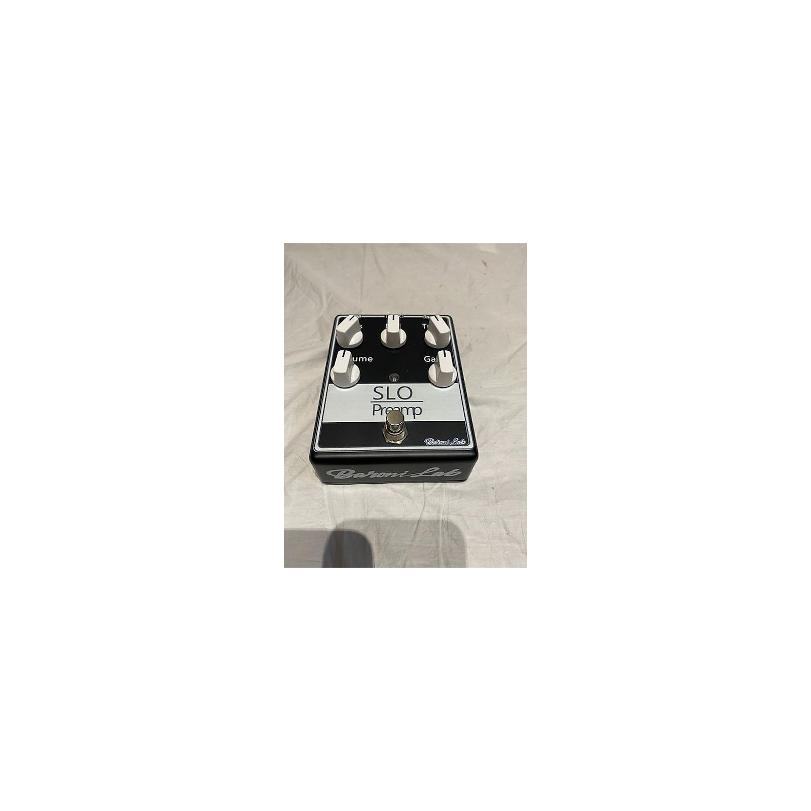 In Store Used Used Baroni Labs Slo Preamp Effect Pedal