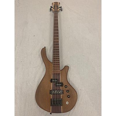 Used Beardly PJ 4 Mahogany Electric Bass Guitar