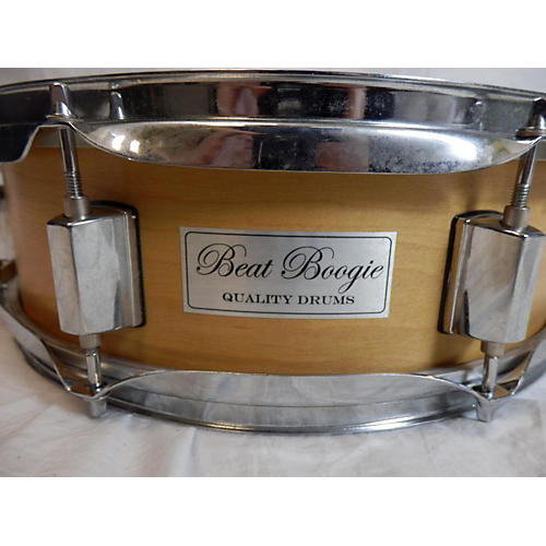 Used Beat Boogie 4.5X14 Piccolo Snare Drum Natural