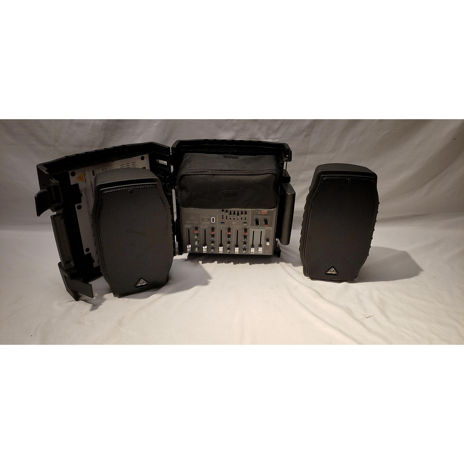 In Store Used Used Behringerq PPA200 Sound Package