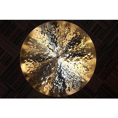 Used Byrne 20in Vintage Series Flat Ride Cymbal