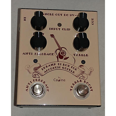 Used CALINE CP-40 Effect Pedal