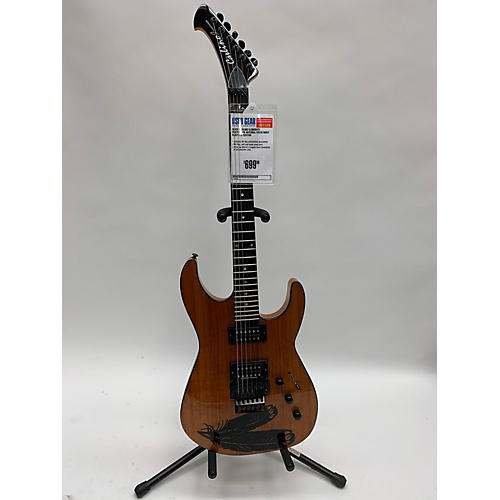 Used CARLINO ILUMINATI PROTOTYPE Natural Solid Body Electric Guitar