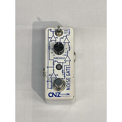 Used CNZ AUDIO NOISE GATE SNG-20 Effect Pedal