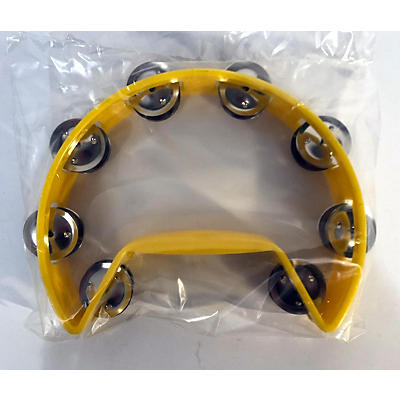 Used CPK PERCUSSION TAM-100 YELLOW Hand Percussion