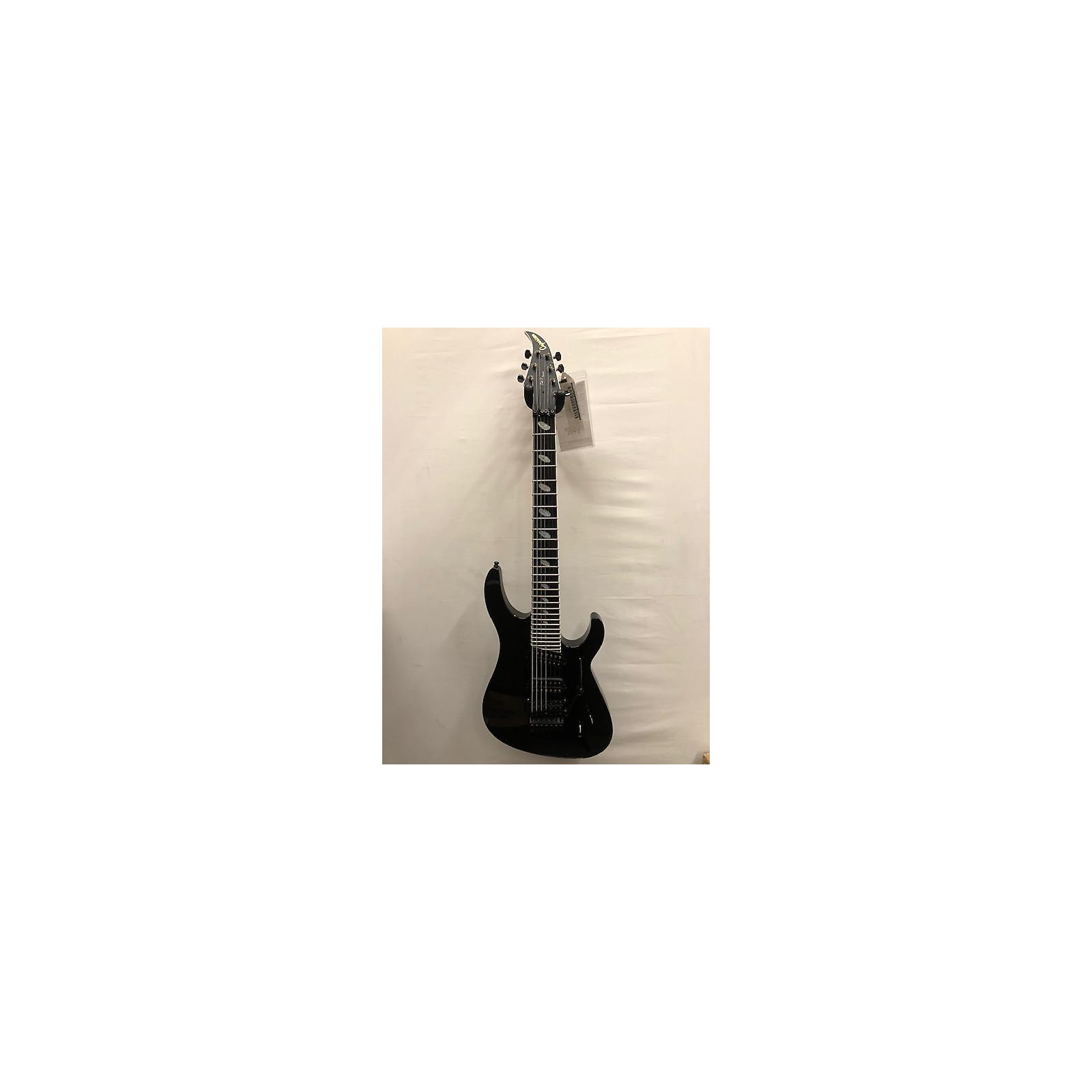In Store Used Used Caparison TAT Special 7 Black Solid Body Electric Guitar