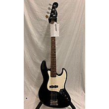 Used Carera JBC-32 Black Electric Bass Guitar