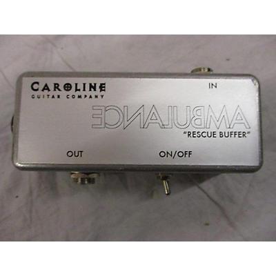 Used Caroline Ambulance Rescue Buffer Effect Pedal