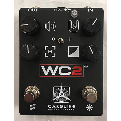 Used Caroline Wc2 Overdrive Effect Pedal
