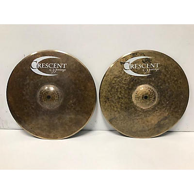 Used Crescent 14in Vintage Cymbal